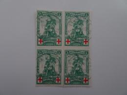 Sevios / Belgie / **, *, (*) Or Used - 1914-1915 Red Cross