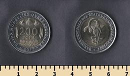 Western Africa (BCEAO) 200 Francs 2017 - Monedas