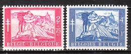 959/60*  Antituberculeux - Bonnes Valeurs - MH* - LOOK!!!! - Neufs