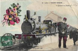 Je Suis à SAINT OMER (voir état) - Saint Omer