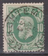 N° 30 Merchtem - 1869-1883 Léopold II