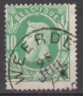 N° 30 Weerde - 1869-1883 Léopold II