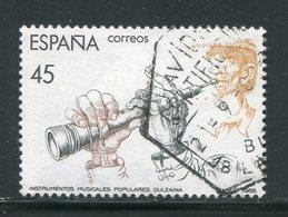ESPAGNE- Y&T N°2572- Oblitéré - 1981-90 Usados