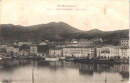 FR66 PORT VENDRES - Labouche 107 - Les Quais - Port Vendres