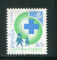 ESPAGNE- Y&T N°2834- Oblitéré - 1931-Oggi: 2. Rep. - ... Juan Carlos I