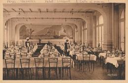 PRIMEL-TREGASTEL  Hôtel Limbour, La Salle à, Manger - Primel