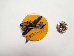 Beau Pin's , Cinéma , Indiana Jones , Harrison Ford , Avion - Cine