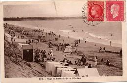 Saint-Brevin L'Océan - Plage 1946 - Jehly-Poupin 1216 - Saint-Brevin-l'Océan