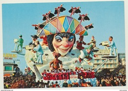 AK  Carnevale Viareggio - Carnaval