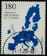 "Austria 2020, ""Brexit"" USED / GESTEMPELT /O - 2011-... Gebraucht"