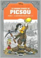 Grande épopée De Picsou Don De Rosa  1 - Donald Duck