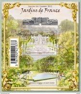 France 4663 4664  F Jardins 2012 Neuf TB ** MNH Sin Charnela Prix De La Poste  4.8 - Frankreich