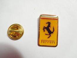 Beau Pin's , Auto , Logo Ferrari - Ferrari