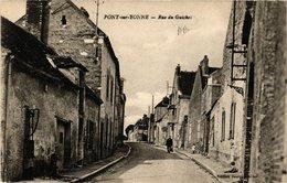 CPA PONT-sur-YONNE - Rue Du Guicket (658498) - Pont Sur Yonne