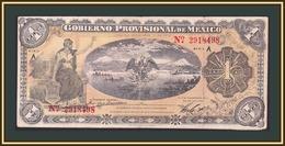 Mexico 1 Pesos 1914 P-S1099 VG - Mexiko