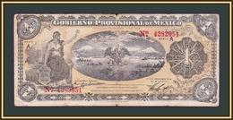 Mexico 1 Pesos 1914 P-S1099 Good - Mexiko