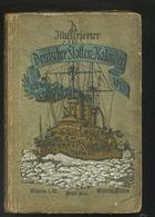 Livre - En Allemand - Bateau Militaire - Illustrierte Deutsche Flotten Kalender 1915 - Ohne Zuordnung