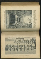 Livre - En Allemand - Bateau Militaire - Illustrierte Deutsche Flotten Kalender 1911 - Libros, Revistas, Cómics