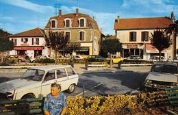 BOUCAU - Place Pierre Sémard - Automobiles - Bar-Brasserie L'Estival - Boucau