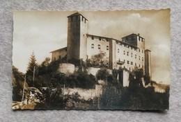 Cartolina Illustrata Cles - Il Castello, Da P.M.146 Per S.Damiano D'Asti 1945 - Italy