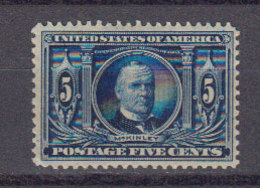Etats Unis 1904 Yvert 162 * Neuf Avec Charniere. Mac Kinlet - United States