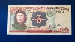 CUBA - 3 PESOS 1995 - NC - Kuba