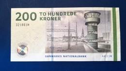 DANEMARK - 200 Kroner 2009 - Denmark