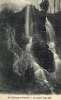 38 - Env. De Grenoble - La Cascade De Claix - 1549 - Claix