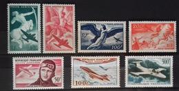 France, Timbres De La Poste Aérienne Neufs * * (MNH) - Collections (sans Albums)