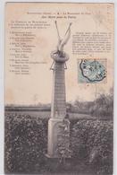 Buironfosse (Aisne) - Le Monument De La Guerre 1870-1871 Magdebourg Bapaume Soissons Aix-d'Angillon Em P Editeur - France