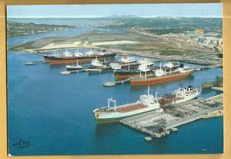 C.P.M. MARTIGUES - Le Port De Lavera - Voir Les Bateaux En .... - Martigues