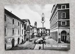 Cartolina Illustrata Imola - Piazza A. Gramsci - Imola