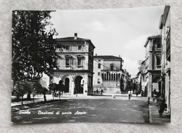 Cartolina Illustrata Imola - Bastioni Di Porta Appia - Imola