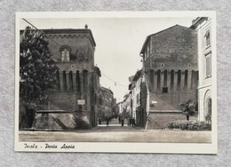 Cartolina Illustrata Imola -Porta Appia - Imola