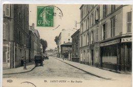 93  SAINT OUEN    Rue Soubise - Saint Ouen