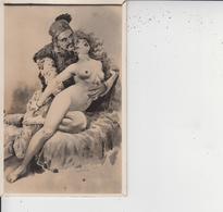 NU FEMININ  -  CARTE PHOTO  -  SEPT 1938  - - Nus Adultes (< 1960)