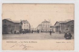 Bruxelles. La Porte De Ninove. - Brüssel (Stadt)