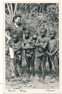 UGANDA, CONGO, Ethnique , Nu - Pigmies - Uganda