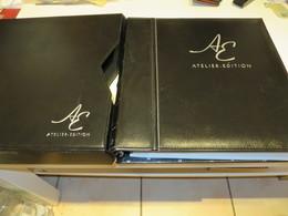 DEUTSCHLAND  2003  ATELIER . EDITION  E T B  SLG. Der  DT.  POST  Im  BINDER  Mit  SCHUBER - Sammlungen (im Alben)