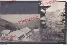 Au Plus Rapide Le Grand Bornand Col De La Colombière Années 60 Localisation à Confirmer Très Bon état - Luoghi