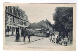 WISSEMBOURG  ENTREE DE LA CASERNE HOCHE - Wissembourg