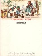Germaine Bouret  - Cigarettes NAJA - Li Naja Faire La Danse Du Ventre ! - Bouret, Germaine