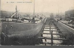 PK5//   1911  BOOM    SCHEEPSWERF JOOSTENS    !!!! - Cartes Postales