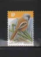 BUZIN / 1 TIMBRE / COB 4858 / PANURE A MOUSTACHES - 1985-.. Birds (Buzin)