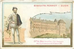 CHROMOS - BISCUITS PERNOT  - CHATEAU DE BLOIS - Vieux Papiers