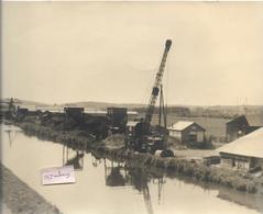 Le  Port D'EXINCOURT ( Photo) - Autres Communes