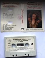 MC MUSICASSETTA CRISTINA E I RIFLESSI - DOLCE PENSIERO - Etichetta DISCOTOP A 33 - Cassettes Audio