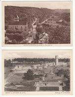Lot De 2 CPA - BOISSY-la-RIVIÈRE (S.-et-O.) - Auberge De La Jeunesse + Vue Générale - Boissy-la-Rivière