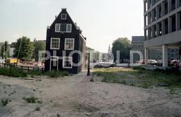 80s AMSTERDAM HOLLAND NETHERLANDS AMATEUR 35mm ORIGINAL NEGATIVE Not PHOTO No FOTO - Fotografia