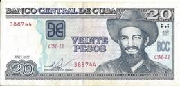 CUBA - 20 Pesos 2012 (388744) - Kuba
